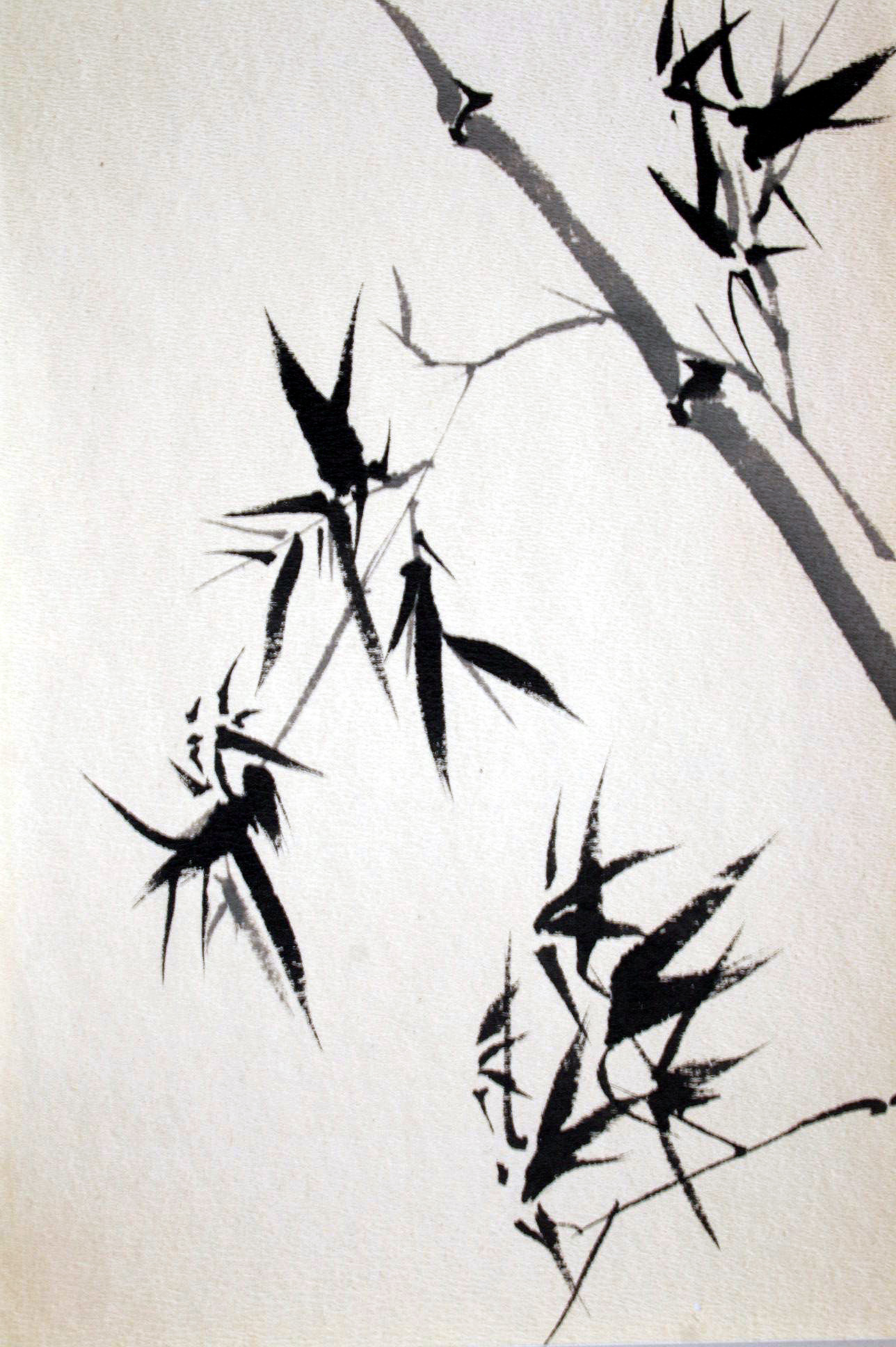 Chinese calligraphy wills quills