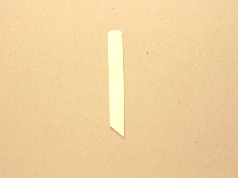 16cm Slant Tipped Bone Folder