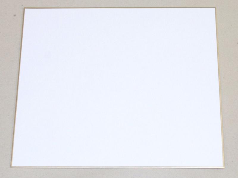 畫仙卡 Japanese Paint and Hang Card Single Sided 27 x 24cm
