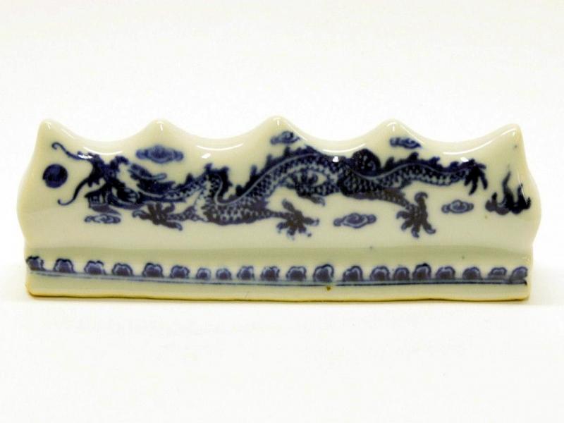 Ceramic Brush Rest