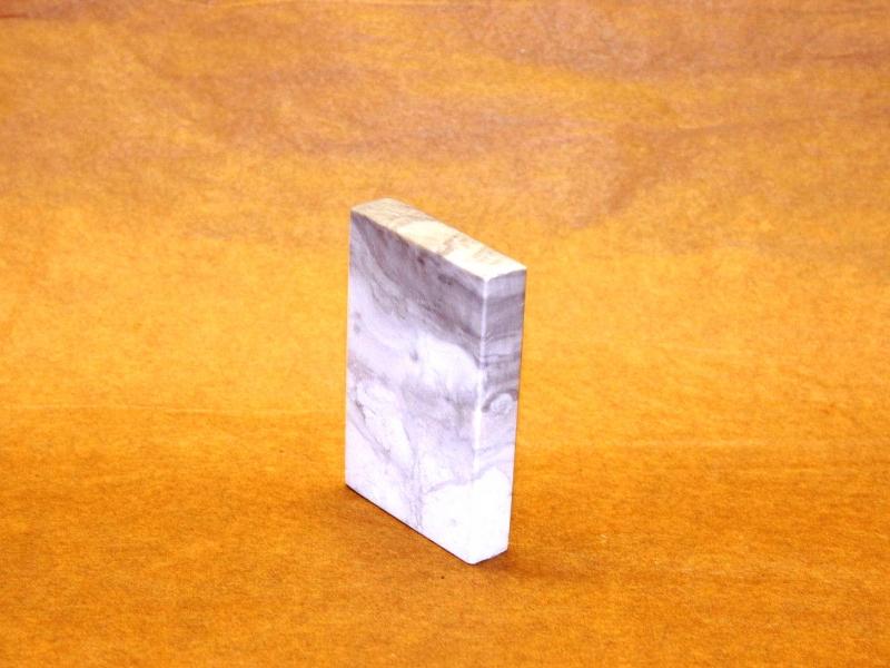 巴林普通平頭印 10mm Balin Plain Seal Stone