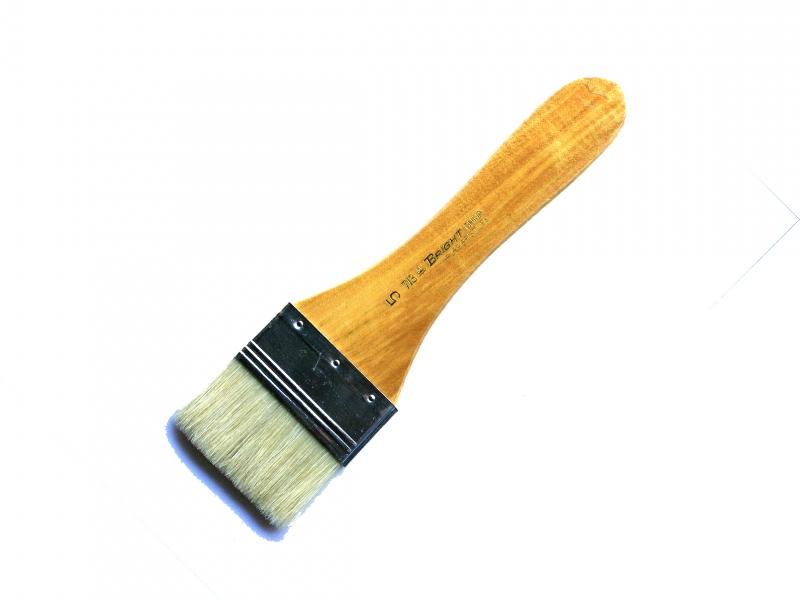 # 5 Bright Pure Bristle Background Wash Brush