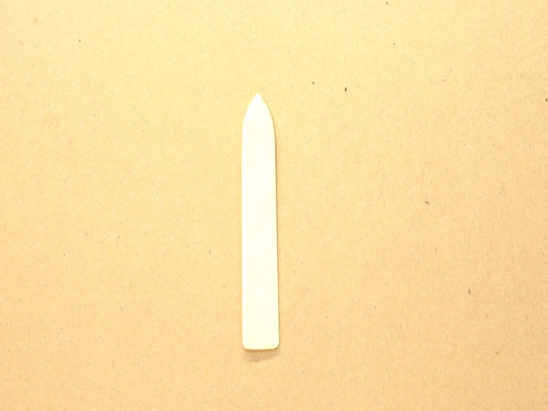 16cm Bevel Tipped Bone Folder