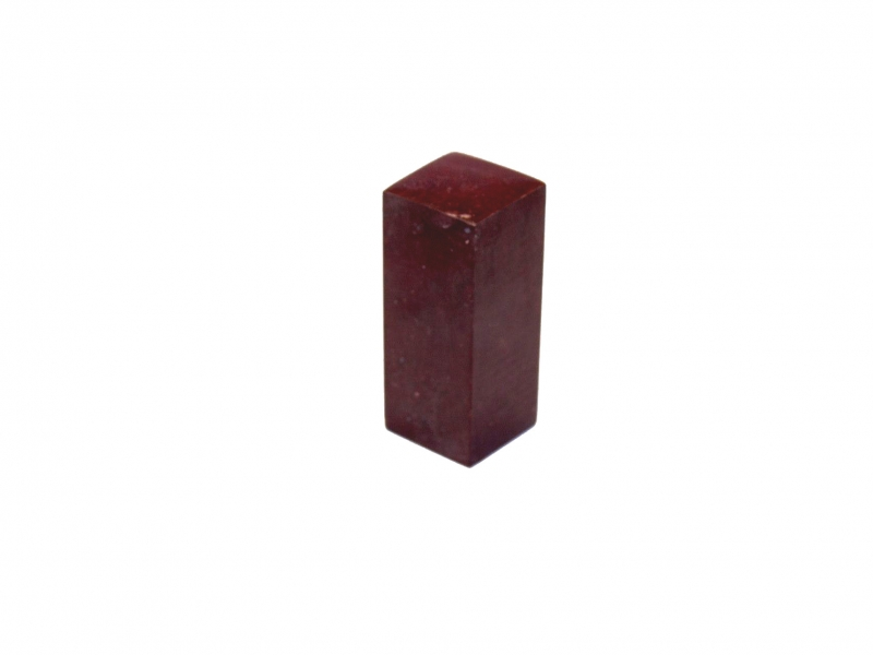 肖山紅 25mm Xiao Shan Red Stone Seal