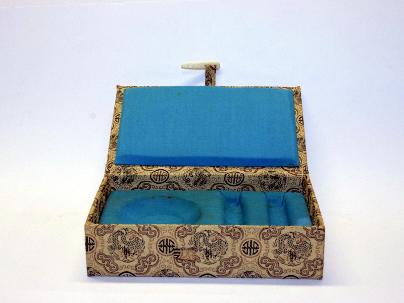 18cm Silk Brocade Box