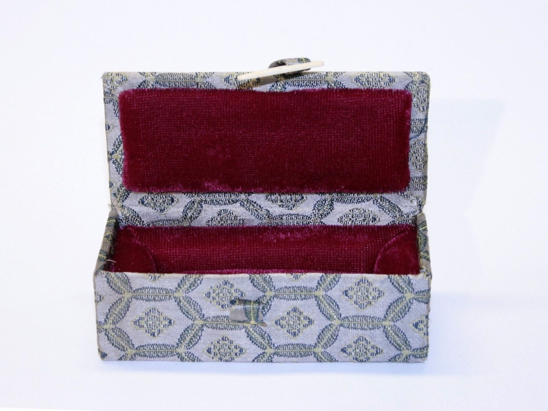 10cm Silk Brocade Box