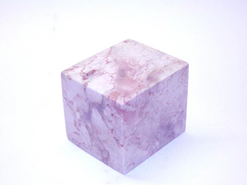 巴林彩凍方平頭印  60mm Balin Colour Crystal Square Plain Seal Stone