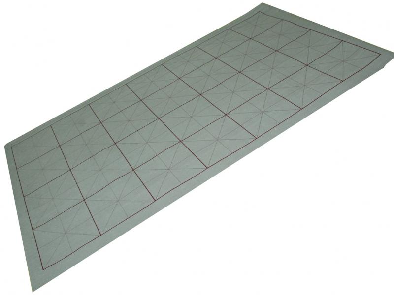 10cm Square Magic Paper
