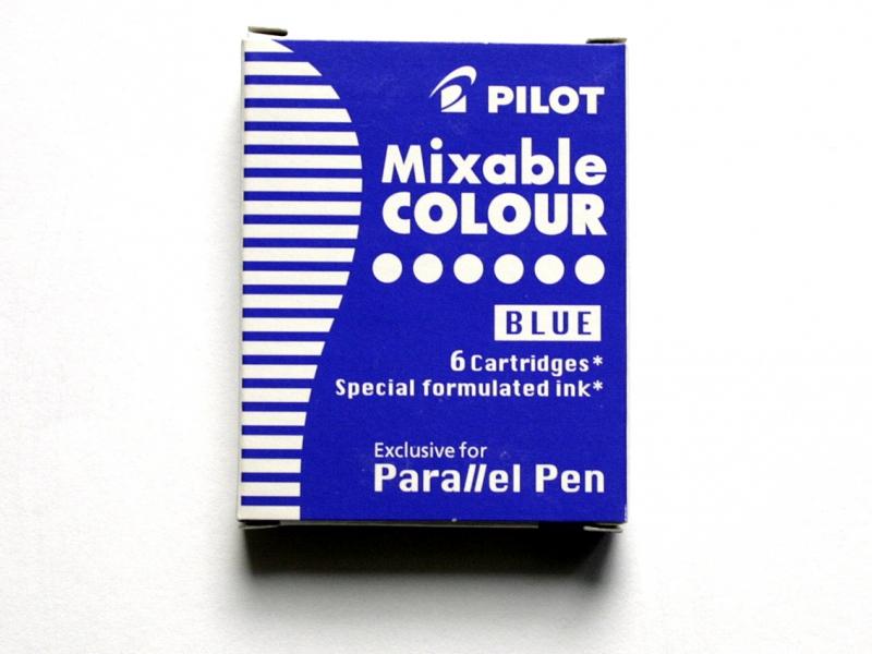 Pilot Blue Ink Cartridges